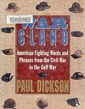 War Slang, Paul Dickson, 0671750224