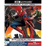 Spider-Man Legacy Collection [4K Ultra HD Blu-ray/Blu-ray] [SteelBook]