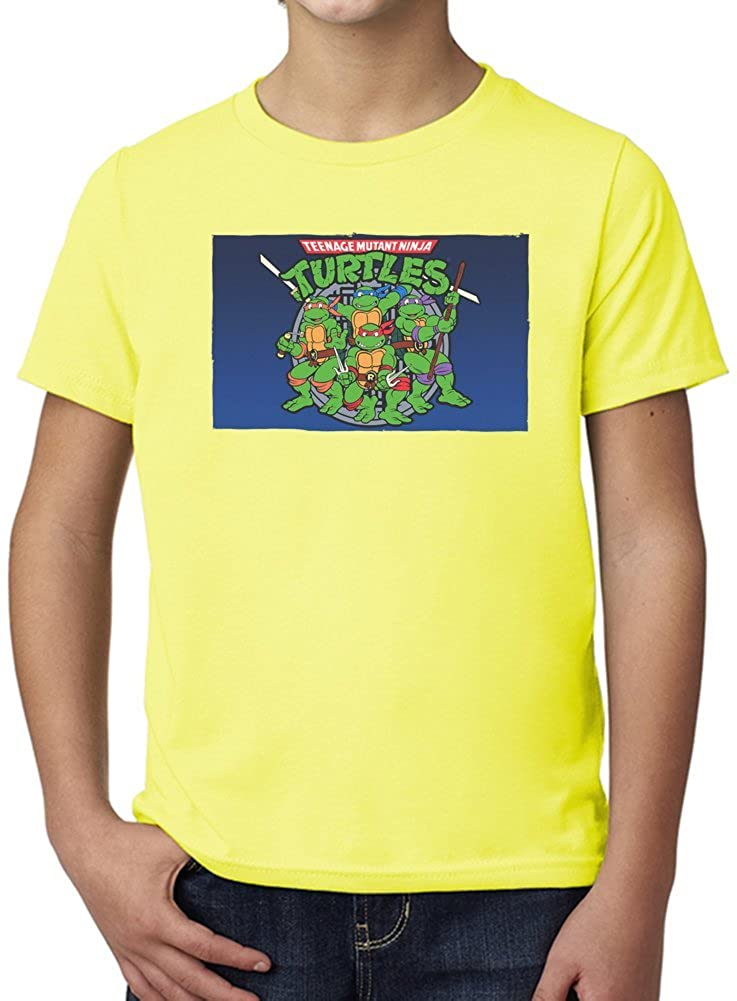 Teenage Mutant Ninja Turtles Characters Ultimate Youth ...