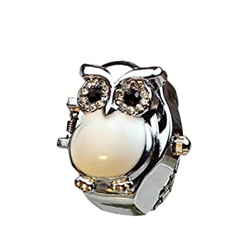 Vintage Owl Ring