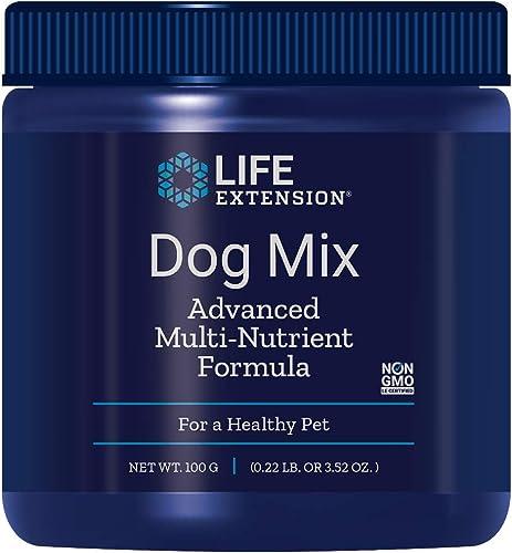 Life Extension Dog Mix Powder, 100-Grams 01931