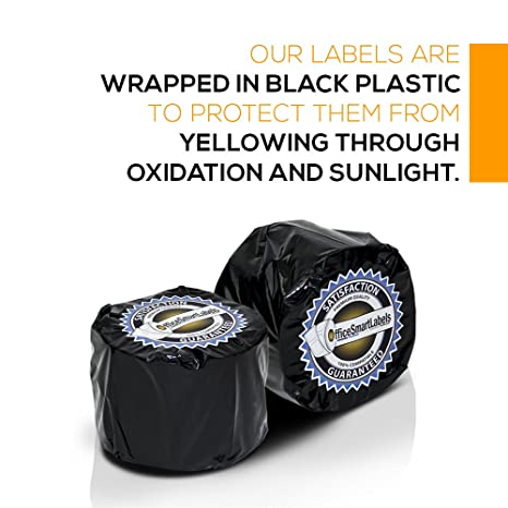 Amazon.com : Dymo Compatible 30334 : Shipping Label Tape : Office Products