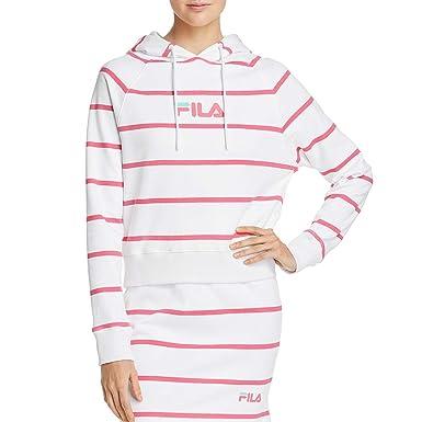 Amazon.com: Fila - Sudadera con capucha para mujer: Clothing