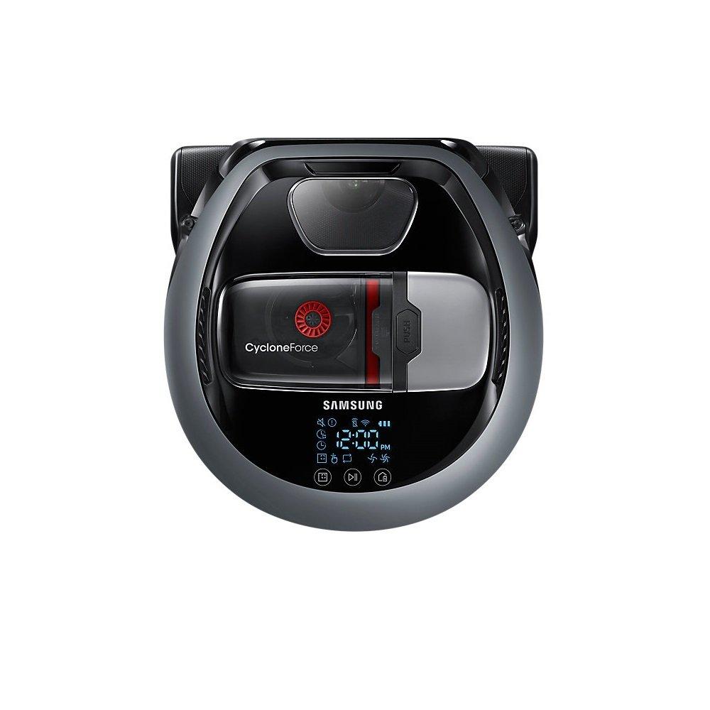 10 W Samsung POWERbot VR7000 Aspirapolvere Robot Bianco