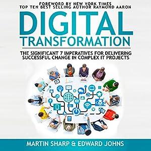 The Digital Transformation Book Hörbuch