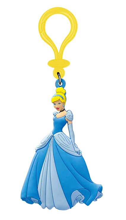 Amazon.com: Disney Cenicienta Soft Touch PVC Llavero: Toys ...