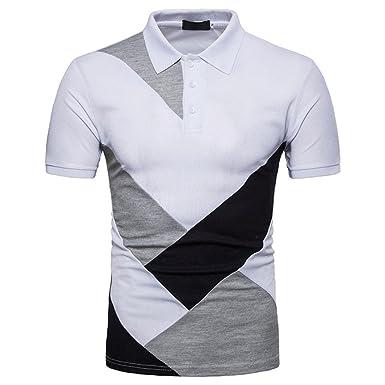 ec9de7d82f7a Image Unavailable. Image not available for. Color  NEARTIME Big Promotion!  Clearance! Men Shirt