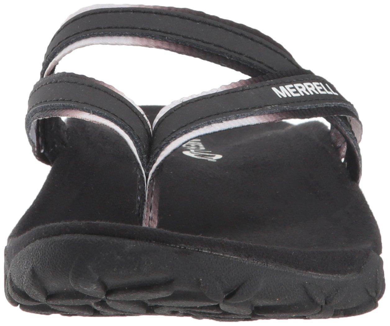 Merrell Women's Terran Ivy Post Sport US|Black Sandal B078NH5Y5M 8 B(M) US|Black Sport 544fec