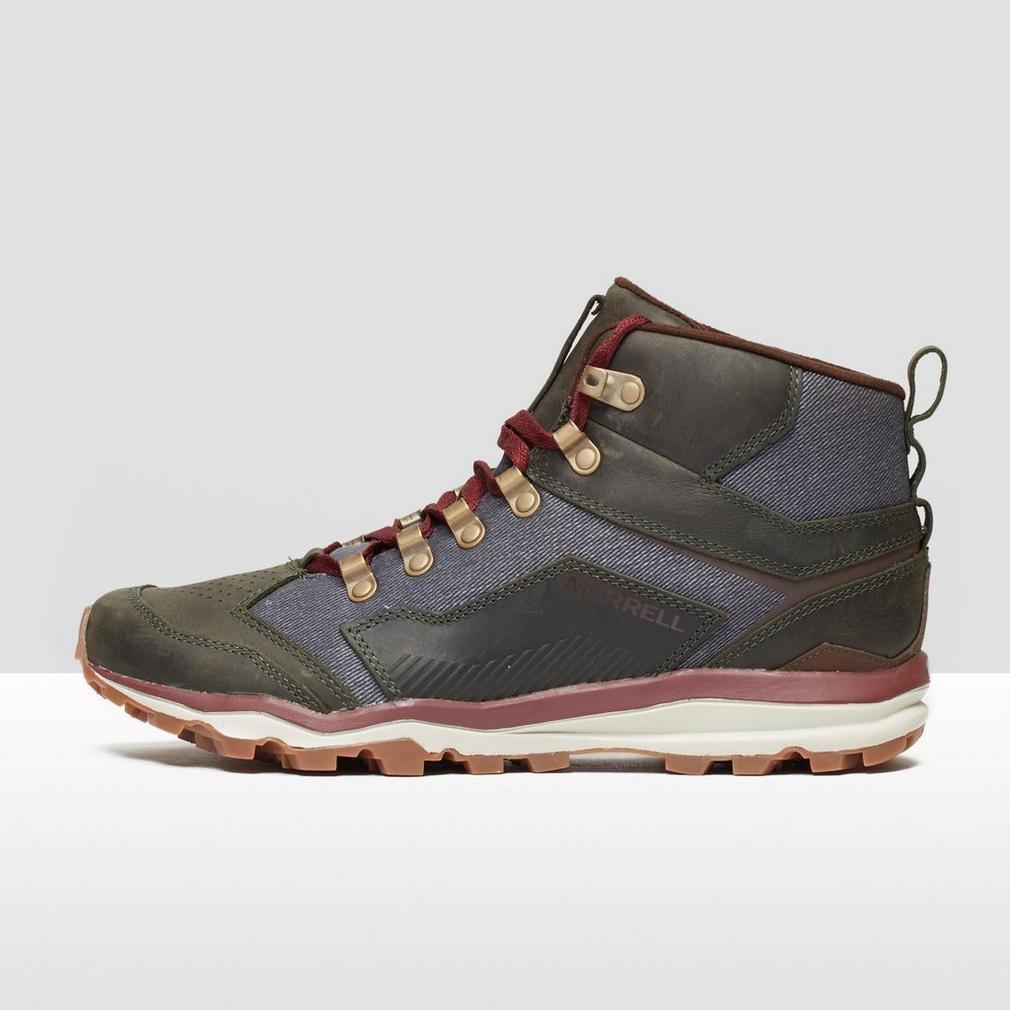 Merrell All Out Crusher Mid Shoes Men Rosin 2016 Schuhe  42 EU|Rosin