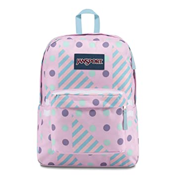 03902777d095 JanSport Superbreak Backpack - Ice Cream Geo - Classic
