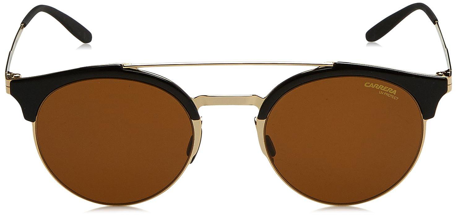 Carrera Womens 141//s Round Sunglasses 51 mm Carrera Sunglasses J5G CARRERA141//S70/_J5G-51 Gold Safilo Group