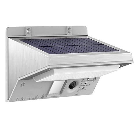 Solar lights outdoor motion sensor ithird 21 led 330lm solar solar lights outdoor motion sensor ithird 21 led 330lm solar powered security lights for yard aloadofball Gallery
