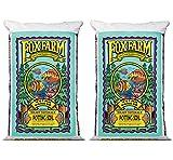 (2) Foxfarm FX14000 Ocean Forest Garden Potting Soil Bags 6.3-6.8 pH | 3 Cu Ft