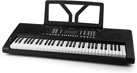 Schubert Etude 300 - teclado, piano eléctrico, 61 teclas ...