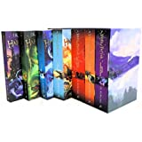 Harry Potter 7 Books Set The Complete Collection Paperback Box Set J.K Rowling - Hot choice
