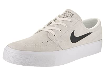reputable site c12ec dea60 Nike Mens Zoom Stefan Janoski Prem Ht Summit White black Skate Shoe (7)