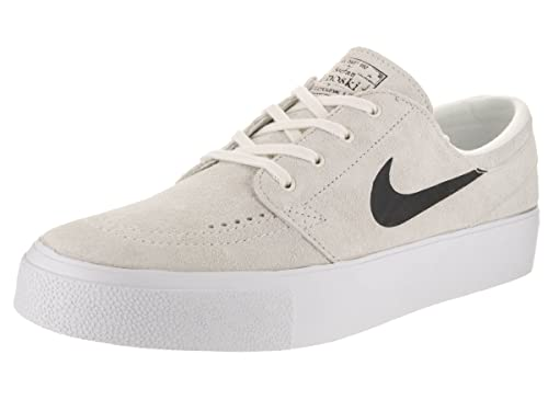 Nike Mens Zoom Stefan Janoski Prem Ht Summit White/black Skate Shoe (7)