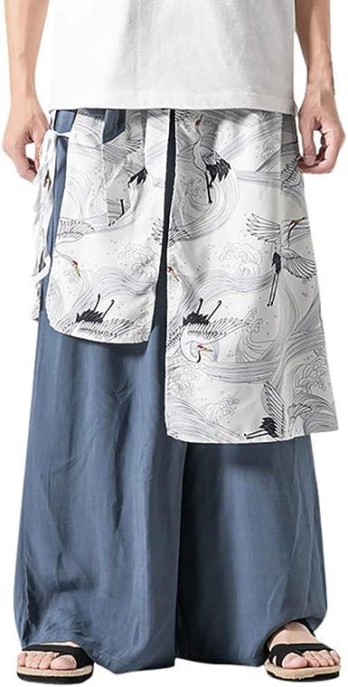 Jorich Pantalones De Harén Hombre Mujer, Casuales Pantalones para ...