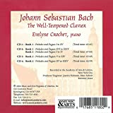 Bach , The Well-Tempered Clavier, Complete Recording