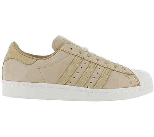 adidas Originals Superstar 80s Footwear Beige