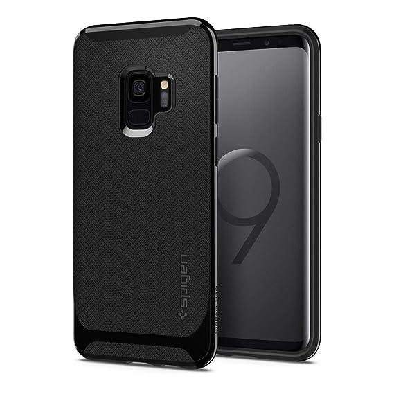 on sale 39374 62ed6 Spigen Neo Hybrid Designed for Samsung Galaxy S9 Case (2018) - Shiny Black