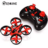 EACHINE E010 Mini Quadcopter Drone RC Toy Gift for Kids, Red