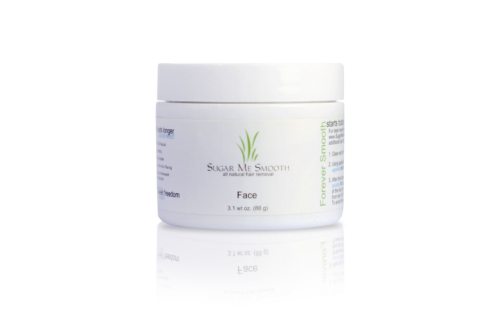 Sugar Me Smooth Face Hair Removal