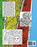 Coloring Book For Adults: An Adult Coloring Book