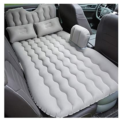 ADHW Cama Inflable for automóvil, Asiento Trasero Colchoneta ...