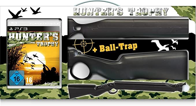 Hunters trophy + Rifle [Importación francesa]: Amazon.es: Videojuegos