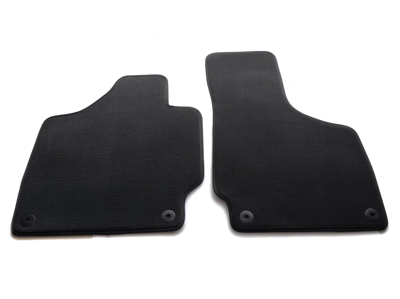 Felpudos Original Calidad Velours Alfombrillas de coche de 2/piezas