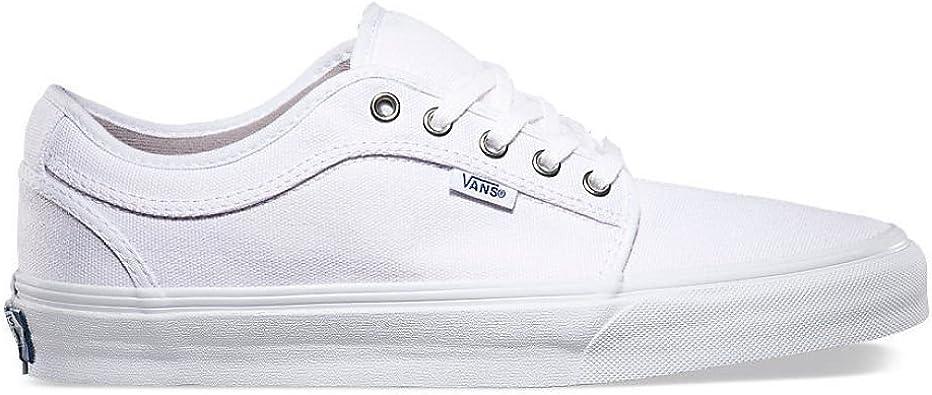 white vans size 7