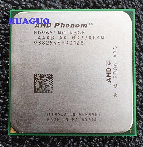 AMD Phenom X4 9650 2.3 GHz 2MB Quad-Core CPU Processor HD9650WCJ4BGH Socket AM2+ by AMD