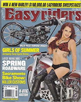 Easyriders Magazine (May 2013 (Girls of Summer)): Dave