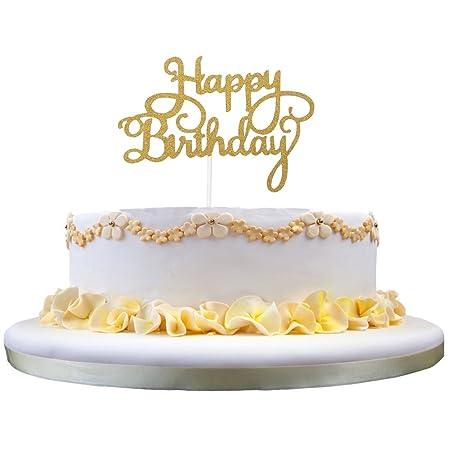 Feliz cumpleaños Decoración para tarta para kootips Twinkle ...