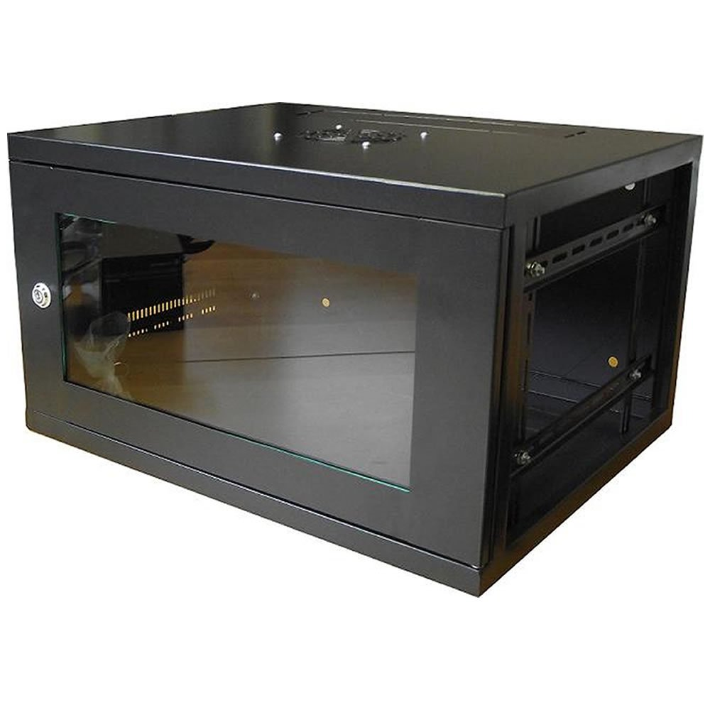 kenable Data Cabinet for Rack Mounted Networking Small: Amazon.co ...