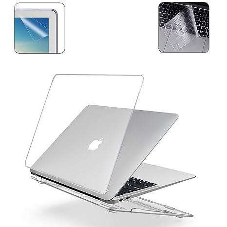 i-Buy Funda Dura para MacBook Air 13 Pulgadas(Model A1932 2018.11) con