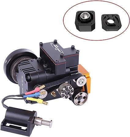 Mini 2-Stroke Water Cooling Methanol Engine Model Toy DIY Micro Generator Motor