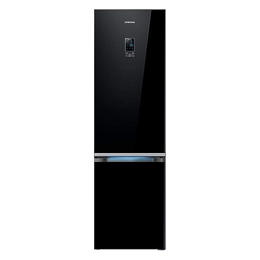 Samsung RB37K63632C/EF Frigorifero Combinato RB6000, 367L, Black ...