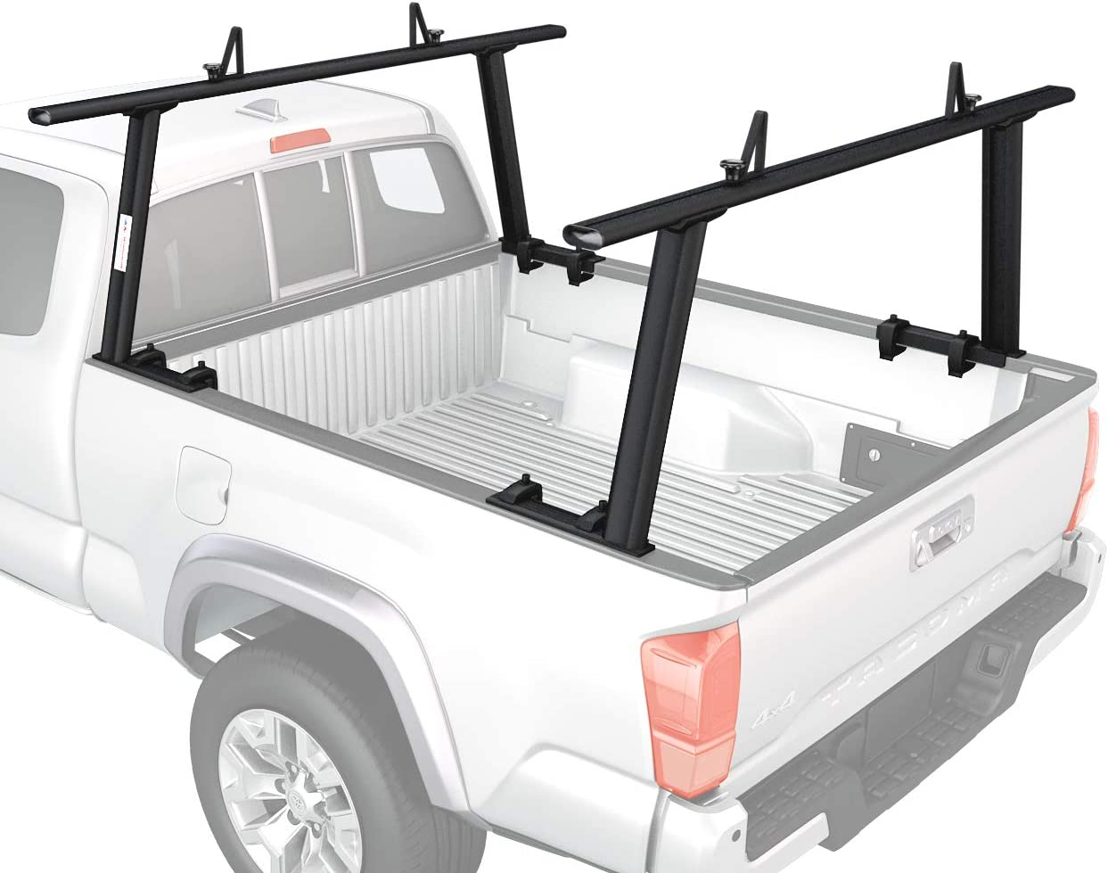 AA-Racks Model APX25 Extendable Aluminum Pick-Up Truck Ladder Rack