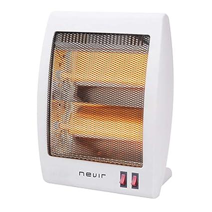 Nevir NVR-9535QS Estufa ELÉCTRICA 2 POTENCIAS 400W-800W