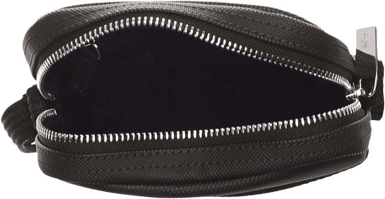 Lacoste NH2340HC Classic Nero Black Borsello da Uomo