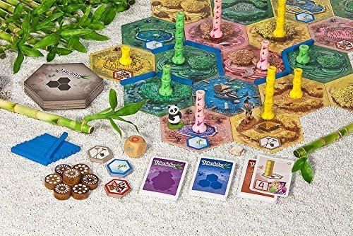 Twilight Asmodee - Takenoko, Juego de Mesa (versión en Inglesa): Amazon.es: Juguetes y juegos
