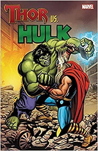 Amazon com: Thor Vs  Hulk (9780785185154): Stan Lee, Roy