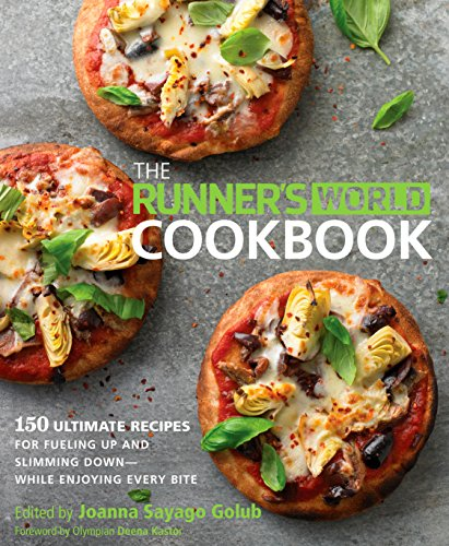 Runner Marathon Training (The Runner's World Cookbook: 150 Ultimate Recipes for Fueling Up and Slimming Down--While Enjoying Every Bite)
