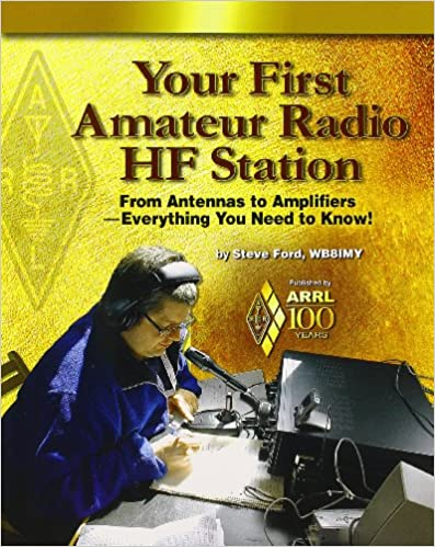 Audiolibri scaricabili gratuitamente Your First HF Station
