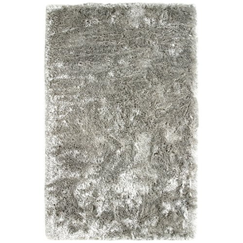 Dynamic Rugs PA8102400900 Paradise 2400-900 Rug, 8' by 10', Silver from Dynamic Rugs