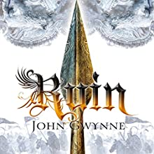 Ruin: The Fallen and the Faithful, Book 3 Audiobook by John Gwynne Narrated by Damian Lynch
