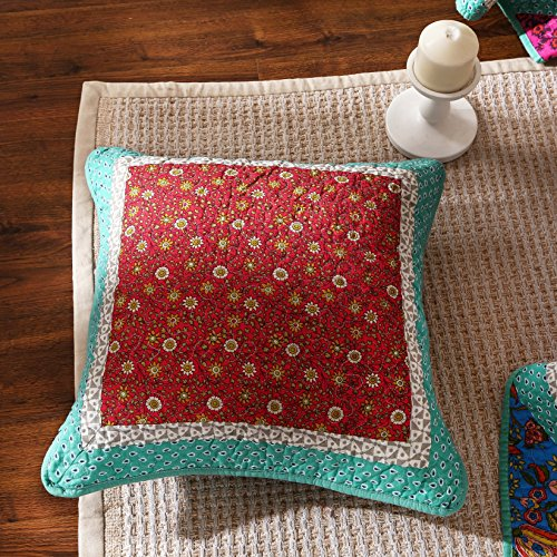 DaDa Bedding Collection Set of Two Real Patchwork