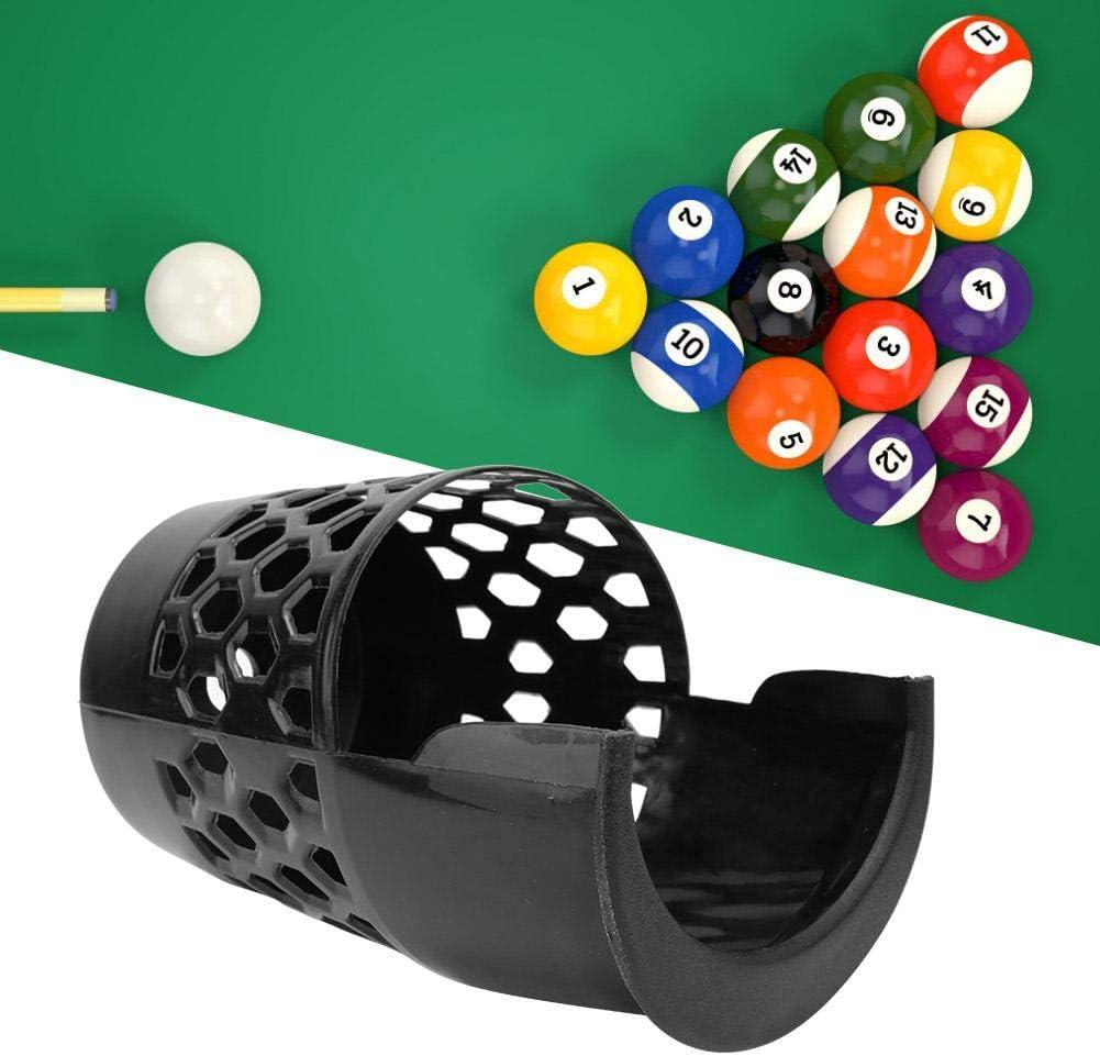 6 PCS en Plastique Durable Pratique Snooker Billard Panier Home Entertainment Billard Boule De Stockage Poche Table De Billard Accessoires